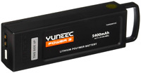 Yuneec GENUINE 100% OEM Q500 4K Typhoon Battery 11.1V 5400mAh 3S USA SELLER