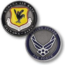 NEW USAF U.S. Air Force Kadena Air Base, Okinawa, Japan Challenge Coin.
