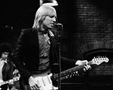 Tom Petty And The Heartbreakers 1979 Performing On Stage 16x20 Canvas Giclee