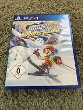 Winter Sports Games - PlayStation 4 PS4 Joindots Markt+Technik