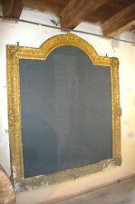 Spiegel Bilderrahmen mirror trumeau Louis XVI Goldrahmen Bild Rahmen Barock Nr.5