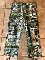 Mossy Oak Mountain Country Cargo Pants - Pick Your Size - Camo Jean