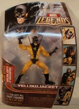 Hasbro Marvel Legends Series 2 Blob Build-A-Figure Yellowjacket Gold Variant MOC