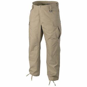 Helikon Tex SFU NEXT Pants Khaki RipStop Special Forces Uniform Combat Hose