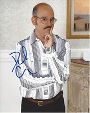 DAVID CROSS SIGNED ARRESTED DEVELOPMENT 'TOBIAS FUNKE' 8X10 PHOTO B w/COA ACTOR