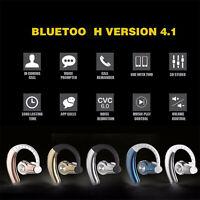 Mini Wireless Bluetooth 4.1 Headset In Ear Stereo Earphone Headphone Earbuds NEW