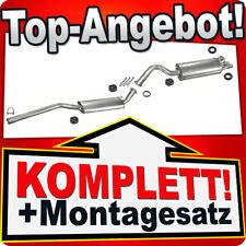 Auspuff AUDI A6 (C4) 2.6 2.8 Stufenheck / Kombi Avant Auspuffanlage 855