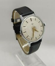 POLJOT-LUCH - HAND WATCH MADE IN USSR STAINLESS STEEL  / 23 JEWELS HAND WIND