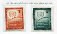 19022) UNITED NATIONS (New York) 1957 MNH** Nuovi** Security Council
