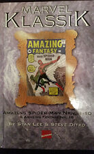 MARVEL KLASSIK (deutsch) # 1 - SPIDER-MAN ( 1 - 1 0 + AMAZING FANTASY 15 ) - TOP