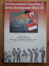 3rd International Education & Career Development week '89