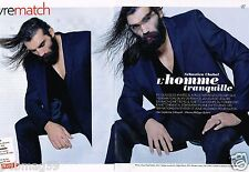 Coupure de Presse Clipping 2010 (6 pages) Sebastien Chabal