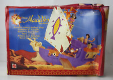 RARE VINTAGE 1994 ALADDIN ANCHORS AWAY SAILING SHIP PLAYSET MATTEL DISNEY NEW !