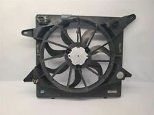 10 - 16 CADILLAC SRX Radiator Fan Motor Fan Assembly OEM