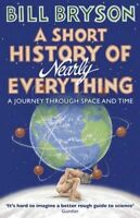 NEW A Short History of Nearly Everything By Bill Bryson Paperback Free Shipping