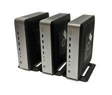 More details for lot of 3x hp t730 amd rx-427bb 2.7ghz 8gb 32gb ssd thin clients