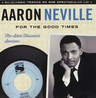 Aaron Neville - The Allen Toussaint Sessions [New CD]