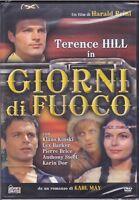 Dvd **GIORNI DI FUOCO - Winnetou - 2. Teil** con Terence Hill nuovo 1964