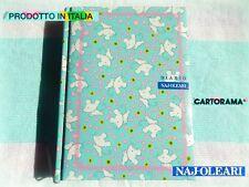🐁 NAJ OLEARI MINI diario scuola 12 mesi topolini collezione Prodotto ITALIA 🐭