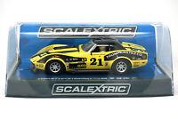 Scalextric C3726 Chevrolet Corvette Stingray L88 1/32 Slot Car