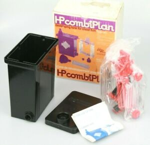 Boxed HP COMBIPLAN 5x4 4x5 Sheet Film Daylight Type T Developing Tank: Used Once