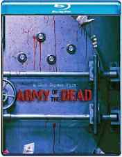 ARMY OF THE DEAD [Blu-ray 2021] Zack Snyder Film Region ABC