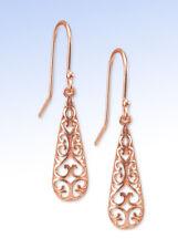 Giani Bernini 18k Gold Over Sterling Silver Filigree Drop Earrings R348
