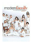 MODERN FAMILY - SEASON 2, THE COMPLETE (4 DVD SET) as NEW