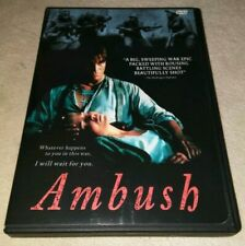 Ambush DVD RARE oop