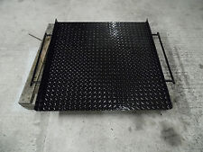 "20FT and 40 FT Container Ramps, access ramps containers, patent design ""ISORAMP"""