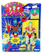 VTG 1991 KENNER CAPTAIN PLANET AND THE PLANETEERS - COLOUR CHANGE EUROPEAN NEW