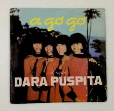"RARE INDONESIA MALAY DARA PUSPITA A GO GO INDONESIA POKORA GARAGE 7"" EP NOT LP"
