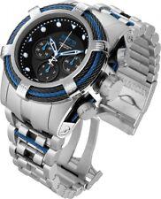 New Mens Invicta 23048 Reserve Bolt Zeus Tri Cable Swiss Chronograph Watch