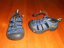 Keen boys shoes size 8 sandals blue