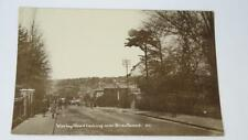 **Antique Warley Road Looking over Brentwood RP un-used 1920's Essex