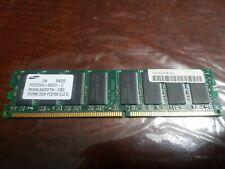 Samsung 512 MB RAM PC2700U-25331-Z DDR PC2700 CL2.5 M368L6423ETN-CB3