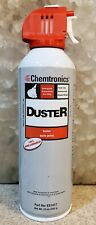 12 pack Chemtronics Es1017 Economy Canned-Air Duster 10 oz