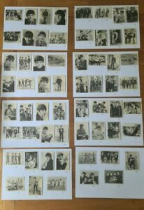 THE BEATLES (1st Series) Full Set of 60 A & B.C. Chewing Gum Cards.