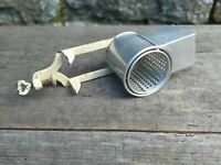 Collectable Small Vintage Clamp Mount Cast Alloy Herb Grinder - No: 820