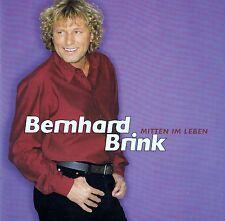 BERNHARD BRINK - MITTEN IM LEBEN / CD (EMI ELECTROLA 1997) - TOP-ZUSTAND