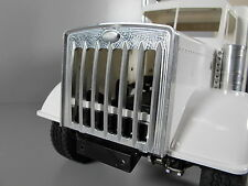 New Aluminum Front Grill Grille Style Guard Tamiya R/C 1/14 King Grand Hauler