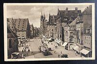 AK Nürnberg Königstrasse Straßenbahn ca. 1910 nicht gelaufen