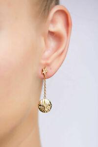 Boucles d'oreilles FEMME THIERRY MUGLER Acier inoxydable Plaquées or 69,00€ NEUF