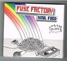 FUSE FACTORY - SOUL FOOD - CD 10 TITRES + DVD - 2008 - NEUF NEW NEU