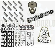 2001 - 2005 GM Vortec 4.8 5.3 Camshaft lifters timing chain gaskets