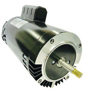GW Refurbished 56J Frame Round Flange Pool Pump Motor 1HP 1.5HP 2HP