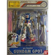 Bandai Gundam 0083 Mobile Suit In Action Figure MSIA Gundam GP01 - Free Shipping