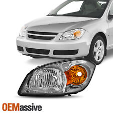 For 05-10 Chevy Cobalt 05 06 Pontiac Pursuit G5 Headlight Left Driver /OE Style