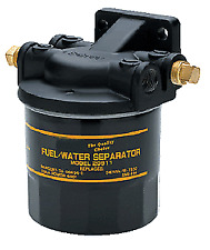 Boat Fuel Water Separator Kit with Bracket & Separating Canister Gas Filter