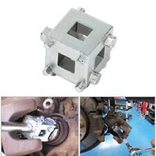 "Auto Car Vehicle Rear Disc Brake Piston Caliper Wind Back Cube Tool 3/8"" Drive"